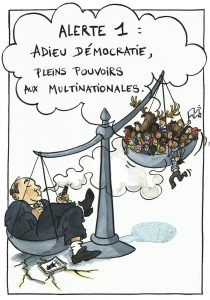 Attac-France, Attac Québec, AITEC